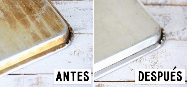 10 m todos de limpiar superficies dif ciles - Como limpiar puertas de madera ...