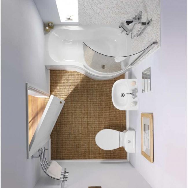 11 ideas para diseñar un cuarto de baño pequeño