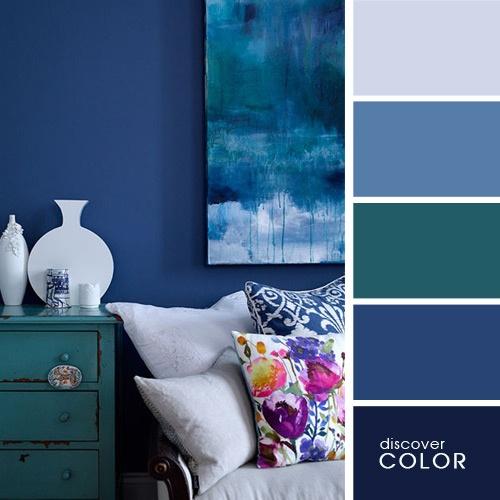 20 exquisitas combinaciones de colores para un hogar