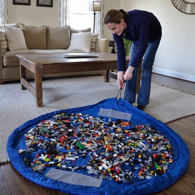 20 ideas para ahorrar espacio en casa - Juegos de recoger casas ...
