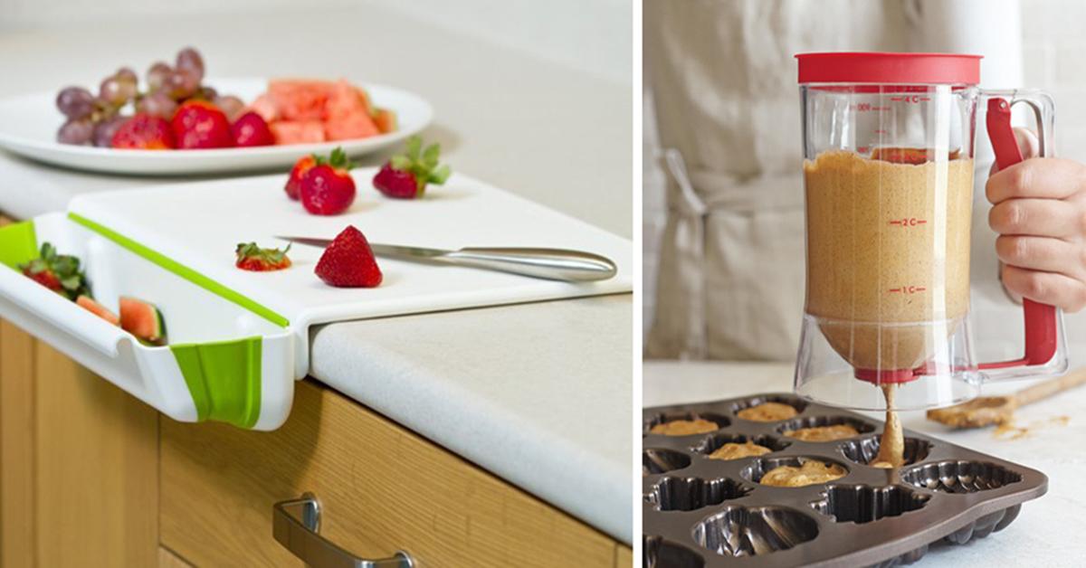 20 utensilios de cocina for Utensilios medidores cocina