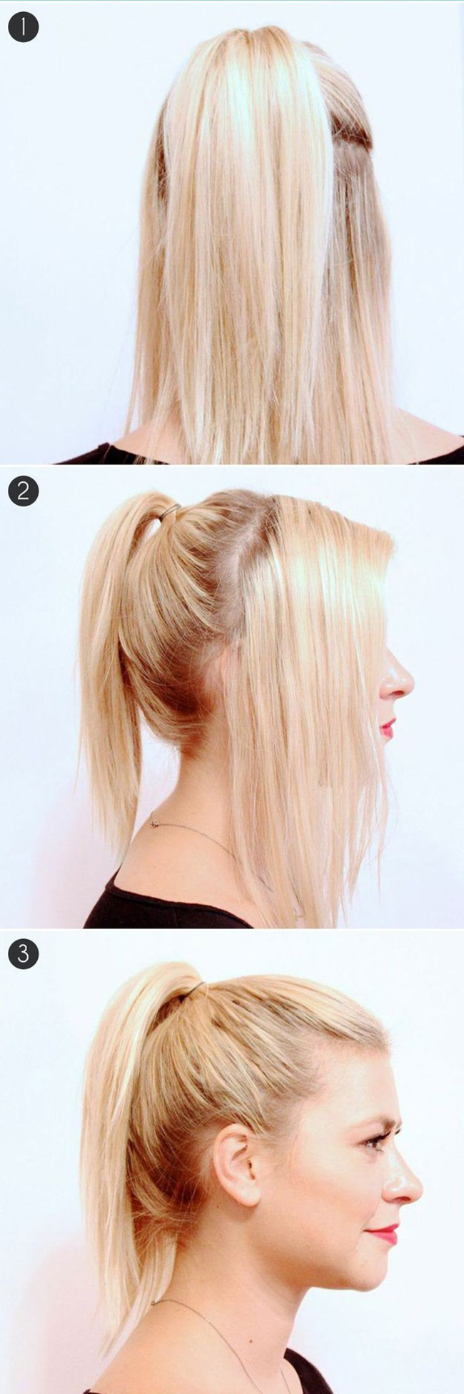 Formas de peinados para cabello corto