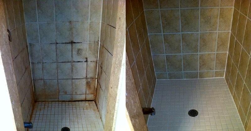 C mo lavar los azulejos en el ba o - Como limpiar juntas azulejos bano ...