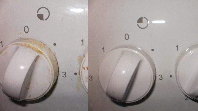 C mo limpiar manijas de la cocina el ctrica - Como quitar la grasa de la cocina ...