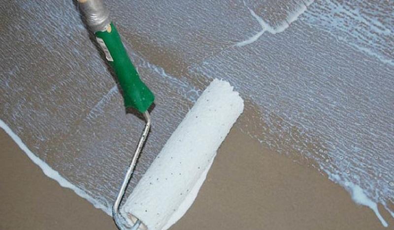 Como pintar baldosas papel de pared mesa maciza kitchen - Como limpiar las baldosas de la cocina ...