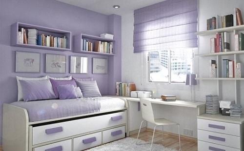 Diseño para una pequeña habitación