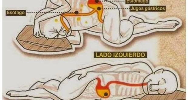 Dormir del costado izquierdo