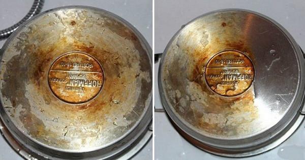 Herramienta para limpieza de utensilios de cocina for Cocina con hidrogeno