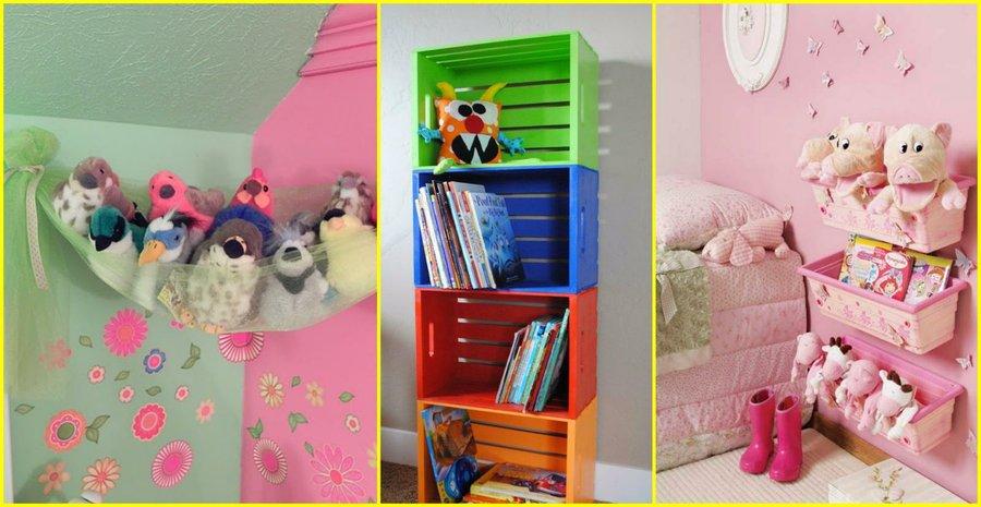 Ideas para guardar los juguetes de los ni os - Armario para guardar juguetes ...
