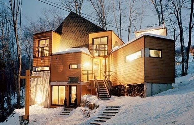 La casa hecha a partir de un contenedor - Necesito un arquitecto ...