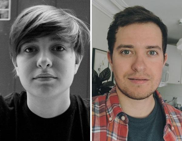 fotos transgenero antes y despues de adelgazar