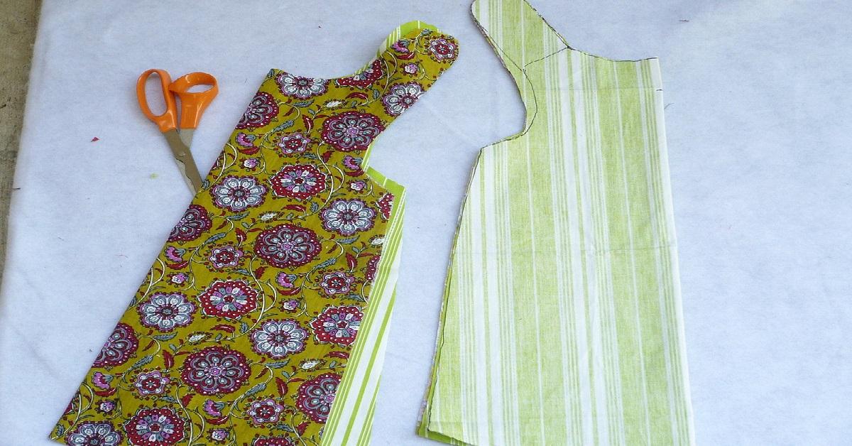4b210a203 Vestidos de patrones simples